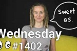 #1402 How To Reply To Thank You, Selfie Stick Ban, Gumboot, Sweet As